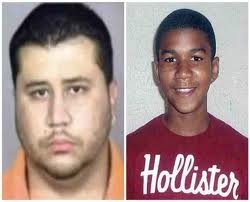 George Zimmerman & slain child Trayvon Martin